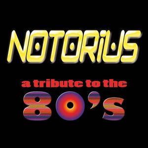 NOTORIUS live band - 80's Greatest Hits Perbacco