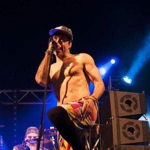 Hot Red Chilli Peppers shepshed show