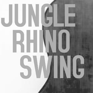 Jungle Rhino Ross' Old Austin Cafe