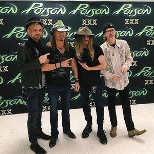 Poison's Fallen Angels Spokane Arena