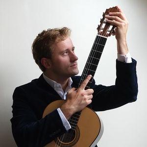 Michael Christian Durrant - Classical Guitarist Christchurch