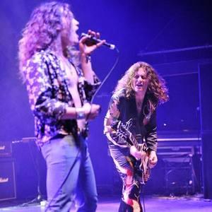 Boot Led Zeppelin Hexagon