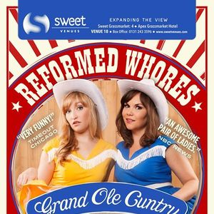 Reformed Whores Norfolk Comedy Festival