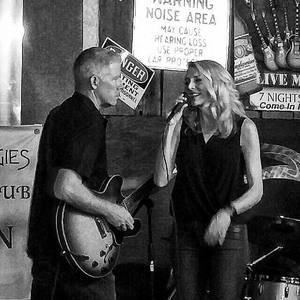 Hogback Blues Band The Alley