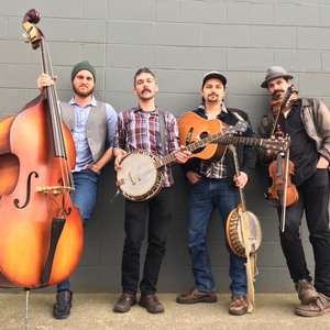 Scratchdog Stringband Dallas