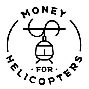 Money for Helicopters Woodhams Sports Lounge