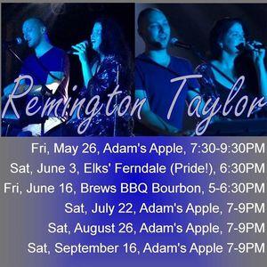 Remington Taylor Adam's Apple