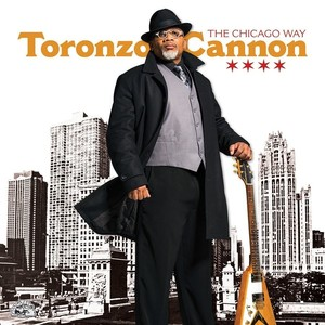Toronzo Cannon Chicago Blues-man Famous Dave's Blues Club