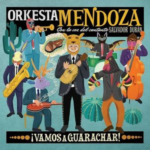 Orkesta Mendoza Musical Ete