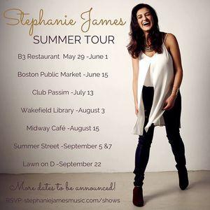 Stephanie James Eataly