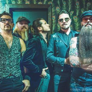Rival Sons Pstereo 2017
