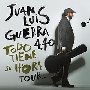 Juan Luis Guerra y 4.40 Granada