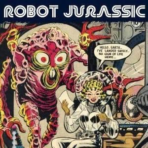 Robot Jurassic Double Down Saloon