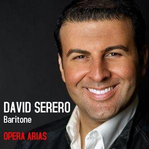 David Serero , Opera Singer Baritone COMEDIE BASTILLE