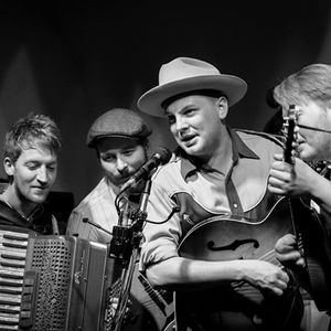 Rob Heron & The Tea Pad Orchestra Liberec