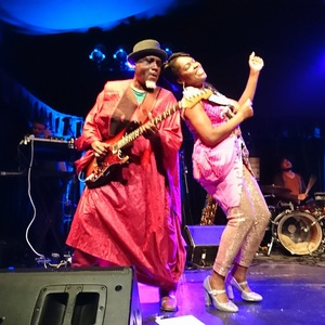 Ibibio sound machine Scala