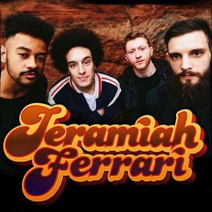 Jeramiah Ferrari The Bread Shed