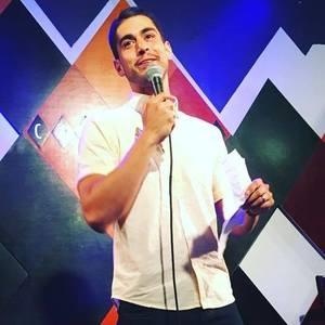 Adam Mamawala Comedy Bainbridge