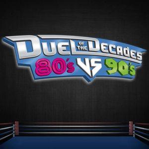 Duel of the Decades: 80's vs 90's Harrah's Resort