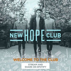 New Hope Club Motorpoint Arena Cardiff