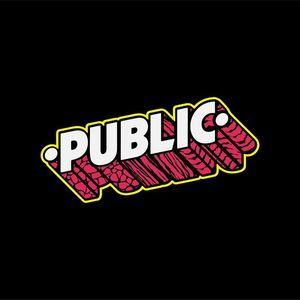 Public Black Cat