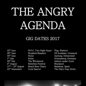 The Angry Agenda Kirkby In Ashfield
