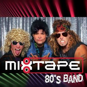 Mixtape - 80s Band The Alley on Main