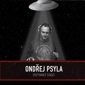 DJ Ondrej Psyla Pohorelice