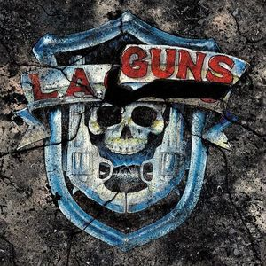 L.A. GUNS W/Tracii Guns And Phil Lewis Memphis