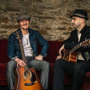 Alex de Vree & Erwan Le Fichant Musico Bar La Place