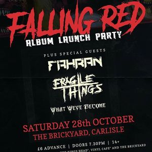 FALLING RED Corporation