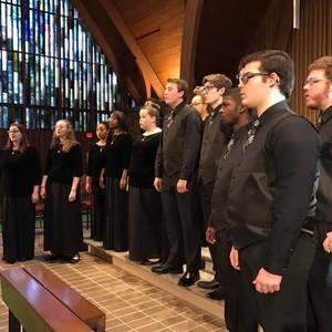The Virginia Wesleyan University Choirs Hofheimer Theatre, Virginia Wesleyan University
