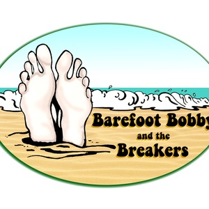 Barefoot Bobby and the Breakers Private Party 1pm-5pm (Full Band)