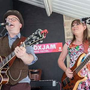 KitchyRetro - Americana Duo Acoustic Lounge Stockton