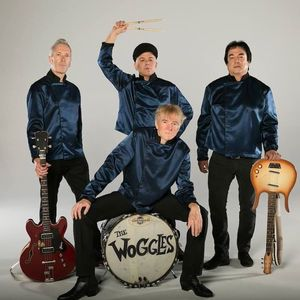The Woggles Union Pool