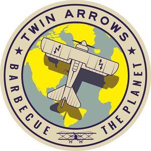 Twin Arrows Point Ephémère