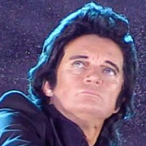 Philip Bauer as Johnny Cash Burning Hills Amphitheatre