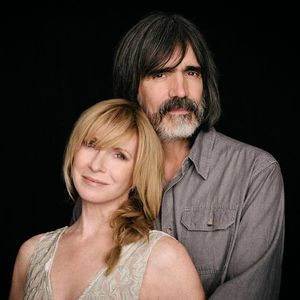 Larry Campbell and Teresa Williams Bennington