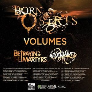BETRAYING THE MARTYRS House of Blues Houston