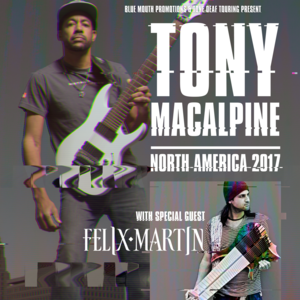 Tony MacAlpine Los Angeles