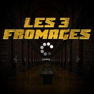 Les 3 fromages LE FERRAILLEUR