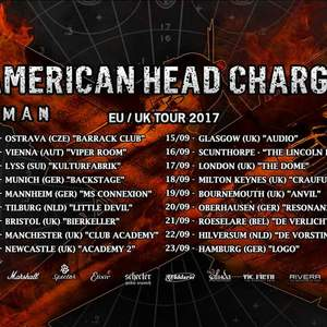 American Head Charge The Dome, Tufnell Park