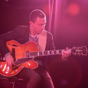 Will Sellenraad Stowe Jazz Festival