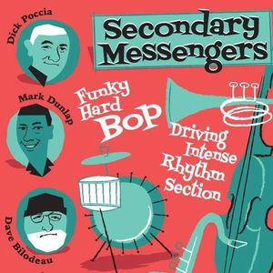 Secondary Messengers The Lounge