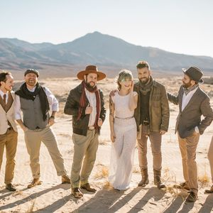 The Dustbowl Revival Old Town Temecula Theater