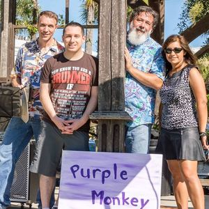 Purple Monkey 3rd Planet Brewing