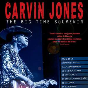 Carvin Jones Prerov