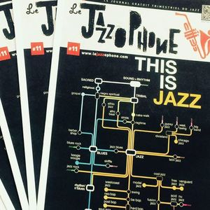 Le Jazzophone Cannes