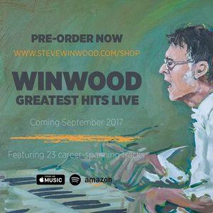 Steve Winwood Telluride Blews & Brews Festival (Sept 15-17)