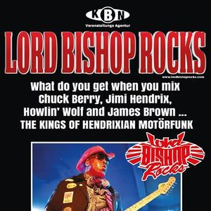 Lord Bishop Rocks Brumby